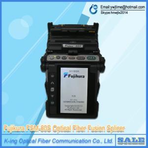 Fujikura FSM-80S Optical fiber fusion splicer Manufactures