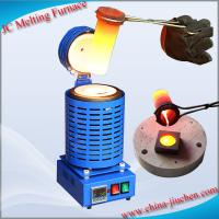 Buy cheap Electric Gold/Silver/Copper Scrap Melting Furnace from wholesalers