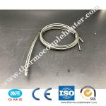 Buy cheap ceramic insulator insulated tip welded 1000 degree K-type thermo from wholesalers