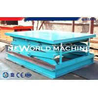 Wholesale 7.5m 1000kg Hydraulic Lift Platform Customized Stationary Electric Scissor Lift from china suppliers