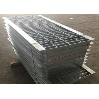 Buy cheap Sidewalk Steel Trench Drain Grates Skid Resistance Antiseptic Feature from wholesalers