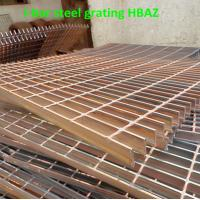Buy cheap Q235 I-BAR GRATING china manufacturer from wholesalers