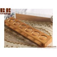 Buy cheap High quality factory price customized wooden egg holder for kitchen appliance from wholesalers