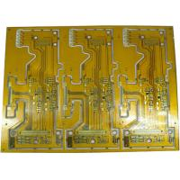 Buy cheap 0.2 PI Flexible Printed Circuit Board Manufacturers ,  Mobile Phone PCB Board from wholesalers