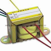 Buy cheap Lead Wire Type Transformer with Shell, Low Power and B Insulation Class from wholesalers