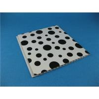Decorative UPVC bathroom ceiling tiles waterproof 300Mm 250mm 220mm 200mm Wide Manufactures