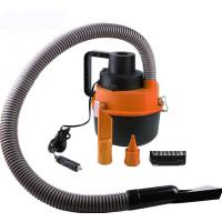 Buy cheap 93w - 120w Car Wash Vacuum Cleaner 12v 1.3kgs Oem With Flexible Hose from wholesalers