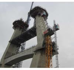 Buy cheap Bridge Pylon Elevator Lift Personnel Hoist Bridge Construction Permanent Installation from wholesalers