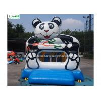 Buy cheap Indoor Panda Inflatable Bounce Houses Mini Jumping Castles for Rent from wholesalers