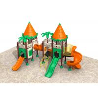 Buy cheap Durable Fun Kids Outdoor Playground Equipment Easy To Install Bright Colors from wholesalers
