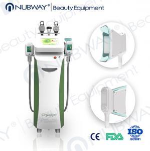 China Non Invasive Ultrasonic Liposuction Cryolipolysis Slimming Machine 40KHZ on sale