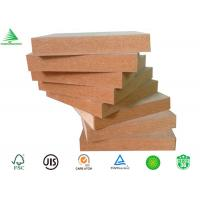 Buy cheap China manufacturer E1/E0 18MM promotion top quality healthy eco-friendly cheap plain MDF board from wholesalers