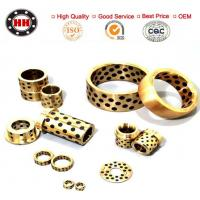 Buy cheap Chinese high quality customized self-lubricating sintered bearing, bushing, clutch bearing from wholesalers