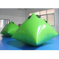 Buy cheap Durable Green Inflatable Marker Buoy Different Size With Repair Kit from wholesalers