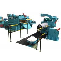 Buy cheap Full Automatic Cut To Length Line Machine For Transformer Core 380V 50Hz from wholesalers