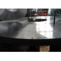 Buy cheap Perfectly balanced levelled and tensioned alloy tool steel hot cut circular saw blade from wholesalers