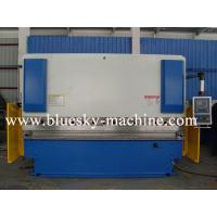 Buy cheap NC hydraulic press brake from wholesalers