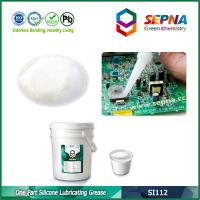 Buy cheap Quality Oil Base Silicone Lubricating Grease for Isolation protection SI112 from wholesalers
