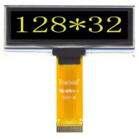 Buy cheap 128x32 dot matrix 2.23 inch OLED Display screen module from wholesalers
