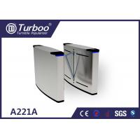 Buy cheap Flap Barrier Gate Speed Gate Popular Appearance High Quality 304 Stainless Steel Hot-selling from wholesalers