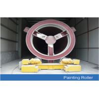 Welding Wind Tower Production Line Painting Rotation with Metallic Groove Manufactures