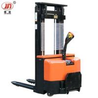 Buy cheap Full-Electric Stacker with Three masts and Fork Covering Leg(JY-DE-01-1500) from wholesalers
