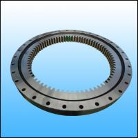 Buy cheap bottle blowing machine slewing bearing, slewing ring used for Blow Moulding Machine, turntable bearing from wholesalers