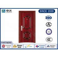 Wholesale 1.0 Hour Fire Rated Garage Entry Door , 8 Fire Hinges Fire Resistant Entry Door from china suppliers