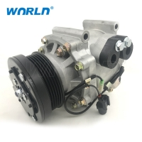 Buy cheap Mitsubishi Hafei Horse Racing 086S 5PK Auto AC Compressor from wholesalers