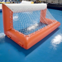 Buy cheap 0.9mm Durable PVC Tarpaulin Inflatable Water Ball Parapet For Lake Or Pool from wholesalers