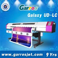 Buy cheap 1.8m Large Format Eco Solvent Printer Galaxy UD181LC Environmantally Friendly Ink for Flex Banner Printing from wholesalers