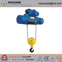 Buy cheap China Single Speed 415V Electric Wire Rope Hoist from wholesalers