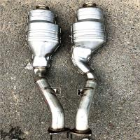 Wholesale Completely Amazon hot sale New Car Catalytic Converter Decanner for Bentley Mulsanne Catalytic Clean 07V131703 from china suppliers