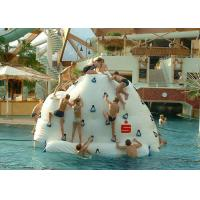 Buy cheap Cheap Price Inflatable Iceberg , Inflatable Climbing Mountain For Water Sports from wholesalers