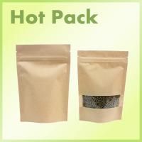 Buy cheap kraft paper bags resealable from wholesalers