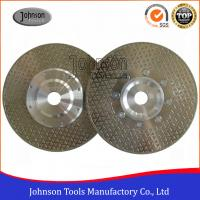 High Efficient Electroplated Granite Cutting Tool Various Size