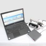 Buy cheap Mining Ropes Ultrasonic Metal Detector / Portable Ultrasonic Testing Equipment from wholesalers
