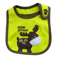 Buy cheap Green Newborn Baby Bibs / Baby Boy Bibs / Baby Girl Bibs with Cute Donkey from wholesalers
