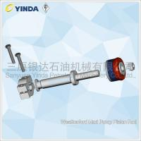 Wholesale 42CrMo Mud Pump Expendables Piston Rod 1124997 0889438 Weatherford Hydraulic End from china suppliers