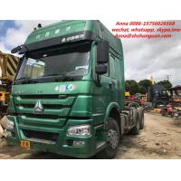 Buy cheap 2015 Year Used Tractor Head 8800 Kg Vehicle Weight Easy Maintenance from wholesalers