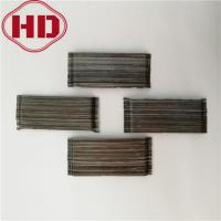 Buy cheap Glued Steel Fibers for Fiber-Reinforced Concrete from wholesalers