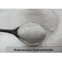 Buy cheap High Pure Ropivacaine HCL Pain Relief Powder / Naropin For Pain Relief from wholesalers