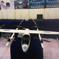 Buy cheap 2018new design fixed wing drone uav helicopter long distance with best price for mapping surveillance monitoring from wholesalers