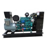 Buy cheap Deutz CE ISO Approved Weichai Diesel Generator Set 100kw / 125kva Water Cooling from wholesalers