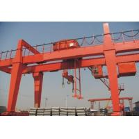 Buy cheap MG Type Main Double-Girder Gantry Crane with Hook from wholesalers