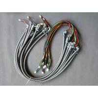 Wholesale Flexible Conduit Universal Wiring Harness 105 C Rating IP40 Zinc Alloy Conduit Fitting from china suppliers
