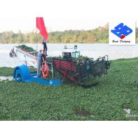Buy cheap Water Garbage Collection Boat/Trash Skimmer Ship for Lake Pollution Clean from wholesalers
