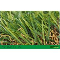 Buy cheap Fire Resistant Garden Artificial Grass 30mm High Density 3 / 8inch from wholesalers
