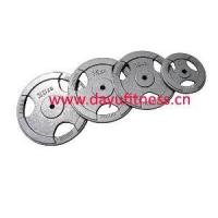 Wholesale Weight Plate With Three Handles Grip (DY-WP-016) from china suppliers