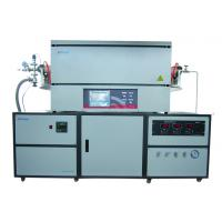 Buy cheap 1700℃ Laboratory Sentering Tube Furnace FGL Tubular Gradient Furnace With Multi Temperature Zones from wholesalers
